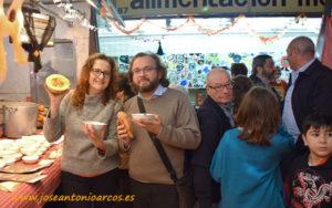 Guia de Tardor. Guía de otoño. Mercado de El Carmelo, Barcelona.