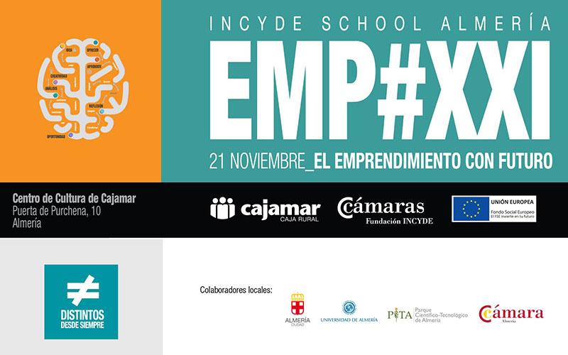Día 21 de noviembre. Foro internacional sobre Emprendimiento y Agua