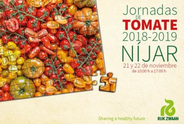 Días 21 y 22 de noviembre. Jornadas de tomate de Rijk Zwaan