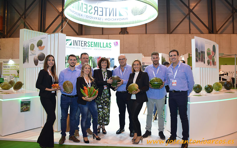 Intersemillas en Fruit Attraction 2018.