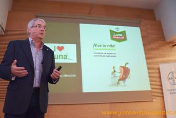 Bayer presenta en Almería un nuevo formulado para Botritis en pimiento