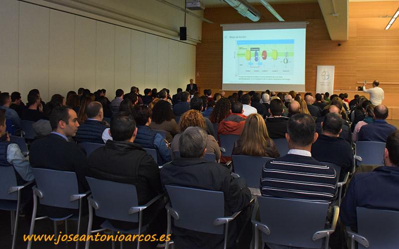 Presentación de Luna Sensation de Bayer en Almería.