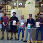 Entre reactores en la mayor fábrica de abonos de Málaga