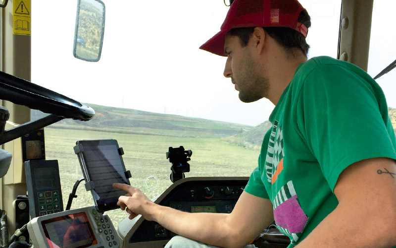 El día que la agricultura cambió para siempre. La revolución digital