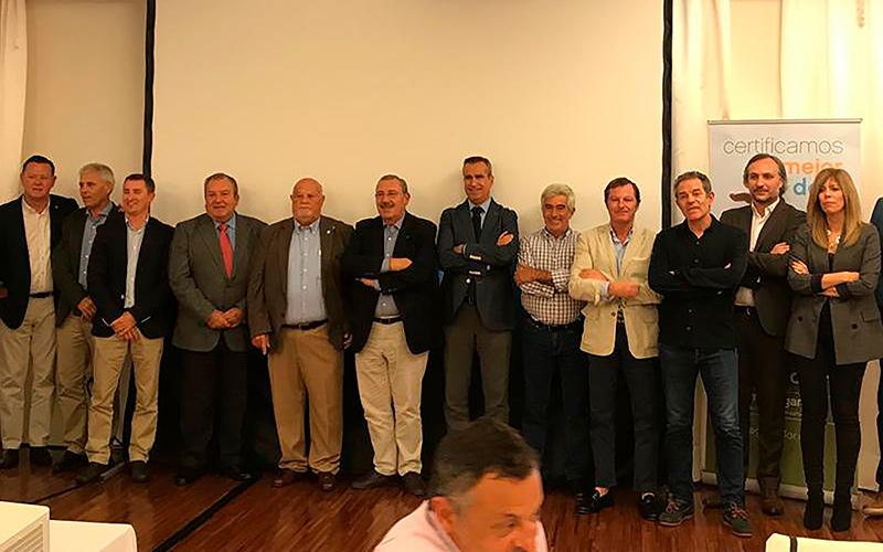 Agrocolor homenajea a Jacinto Godoy, pionero del cooperativismo en Canarias