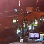 Largo fin de semana en las carreteras francesas