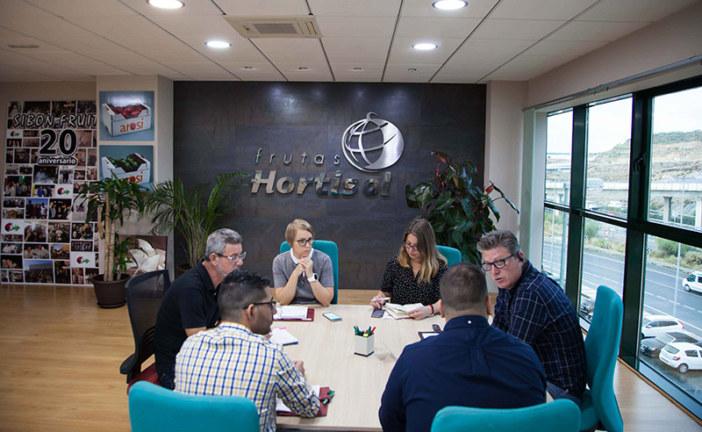 Extenda sitúa a Hortisol como caso de éxito exportador
