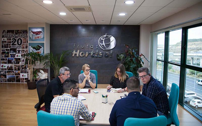 Oficina de Hortisol en Aguadulce