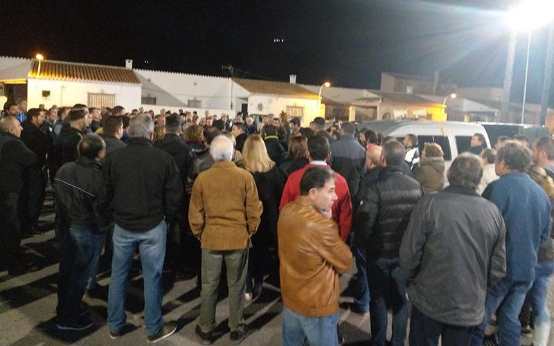 Coexphal retirará pepino y desde Carchuna se anuncia una semana sin producto