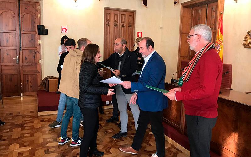 Resoluciones de ayudas modernización de invernaderos en Almería y Granada.