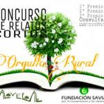 Convocado el I Concurso de Relatos Cortos 'Orgullo Rural'