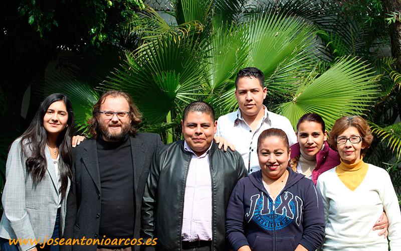 Sede de Semillas del Caribe, Guadalajara.