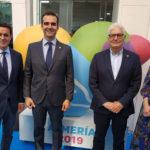 Inaugurada la sede 'Almería, capital de la gastronomía'
