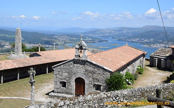Iglesia del Monte Santa Tecla.