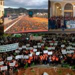 Desde Tarragona hasta Valencia los citricultores alzan la voz