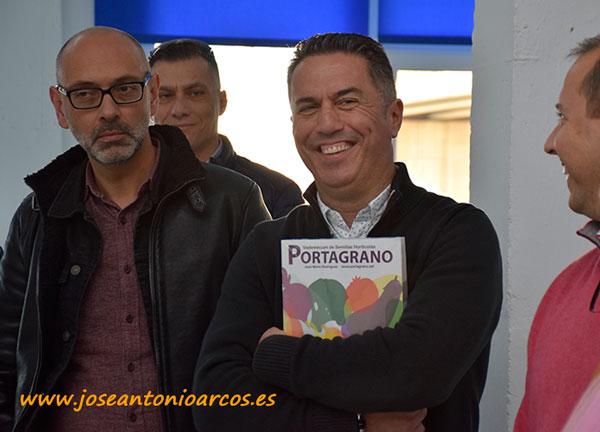 Presentación del vademécum de semillas hortícolas, el Portagrano.