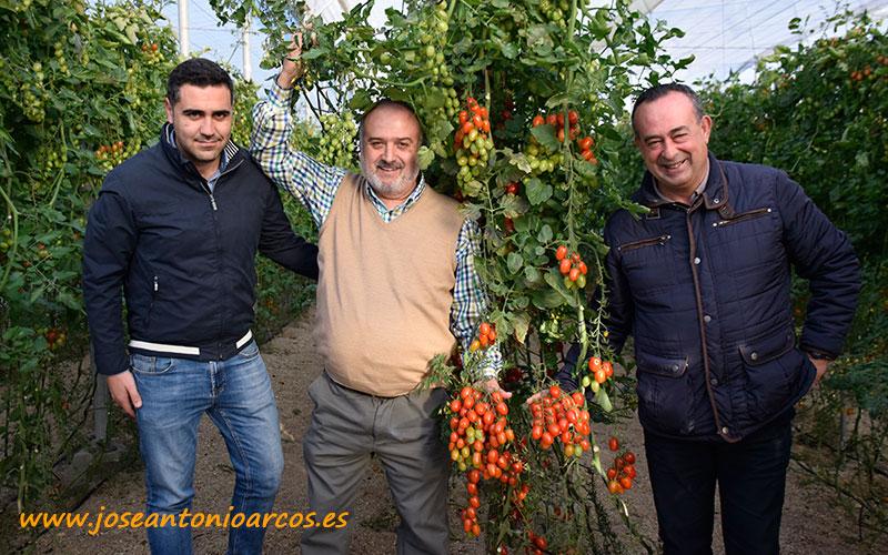 Unigen Seeds estrena su primera finca de investigación en Almería