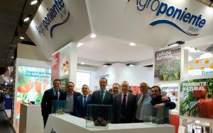 Grupo Agroponiente en Fruit Logística 2019