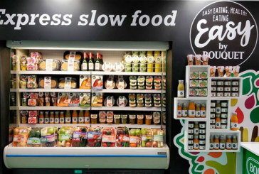 Alimentación Express Slow Food versus Fast Food