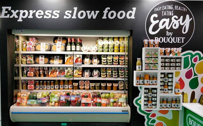 Alimentación Express Slow Food versus Fast Food