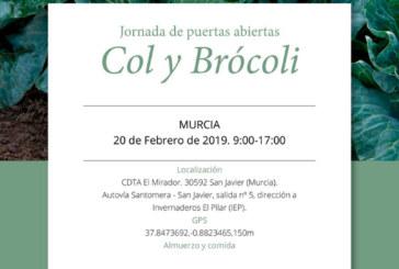 Día 20 de febrero. Jornada de col y brócoli de Takii Seed