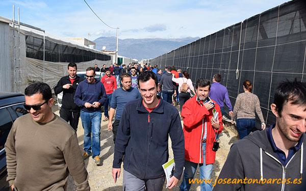 Jornadas de pimiento de Syngenta en Almería - joseantonioarcos.es