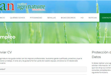 Agrinature demanda ingeniero técnico/agrónomo