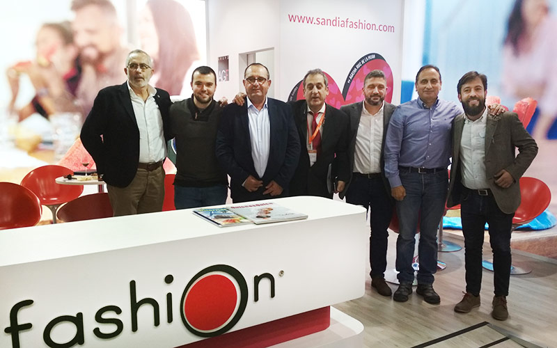Sandía Fashion en Fruit Logística 2019.