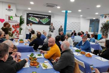 Las catas de tomate son protagonistas en Almería Capital Gastronómica