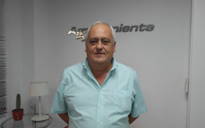 Diego Amate, presidente del Grupo Agroponiente.