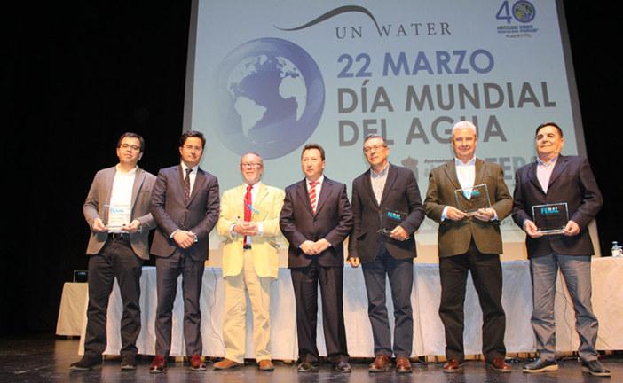 Rules protagoniza los actos del Día del Agua