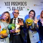 Premios '5 al Día' reconocen a Sakata por su promoción del consumo
