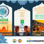 La fruta española busca abrir mercado en India