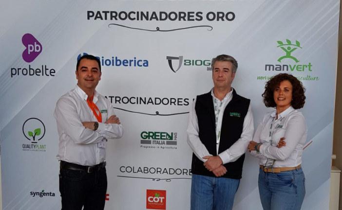 Soluciones de Green Has en el Congreso de Fruta de Hueso
