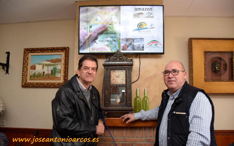 Alberto Urea y Salvador Lupión.