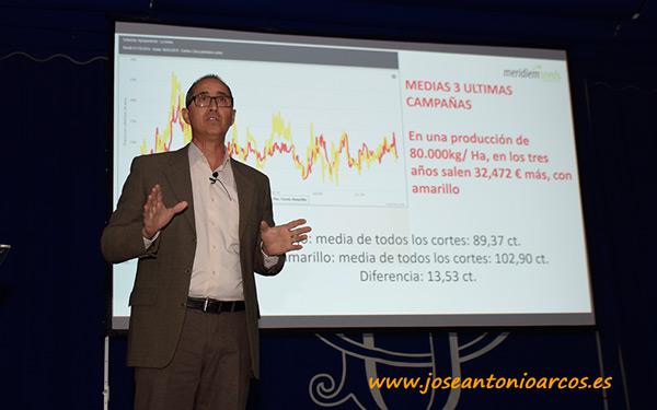 Miguel García, director de marketing de Meridiem Seeds.