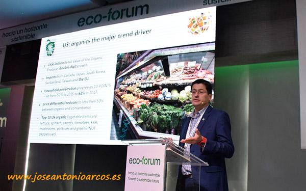 Pierre Escodo. Tendencias de ala agroalimentación en ecológico - joseantonioarcos.es
