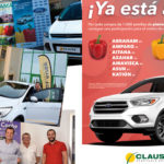"""HM Clause repite por cuarto año con su """"coche"""" de los pimientos"""