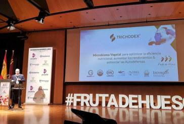Trichodex lleva sus microorganismos al Congreso de Fruta de Hueso