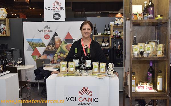 Expositor de Canarias en el Salón de Gourmets de Madrid. /joseantonioarcos.es