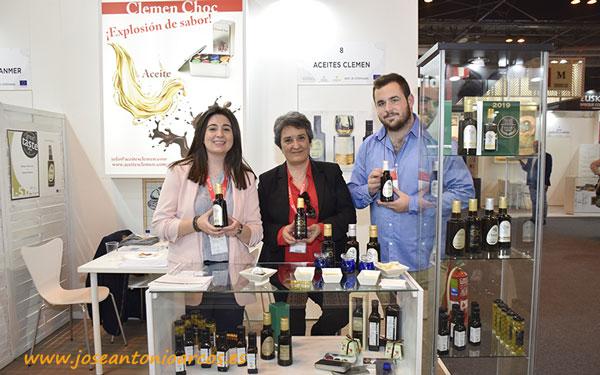 Aceites Clemen en el Salón de Gourmets 2019. /joseantonioarcos.es