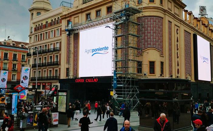 Promoción en Callao de la Capitalidad Gastronómica de Almería