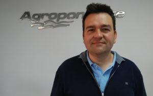 Antonio Ortiz, técnico Agroponiente.