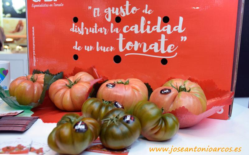 CASI especialistas en tomate de sabor - joseantonioarcos.es