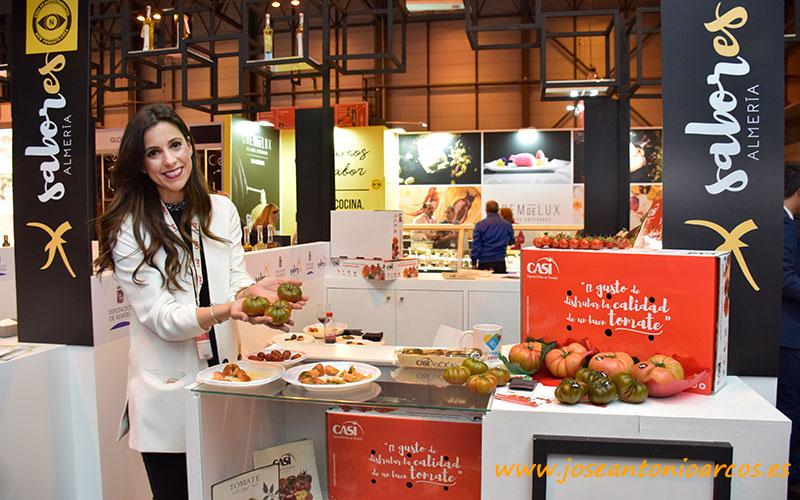 Gama de tomate de sabor online de CASI - joseantonioarcos.es