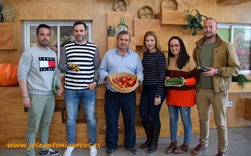 Campojoyma ya trabaja con bandejas biodegradables