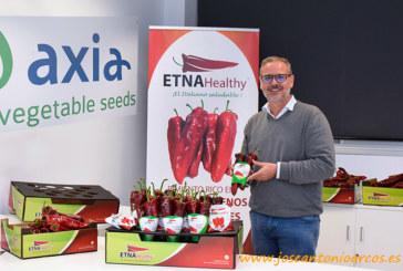 Envases biodegradables para pimientos biofortificados