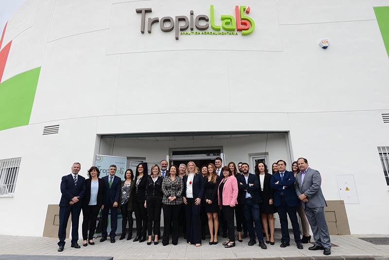 Laboratorio Tropiclab del Grupo La Caña.