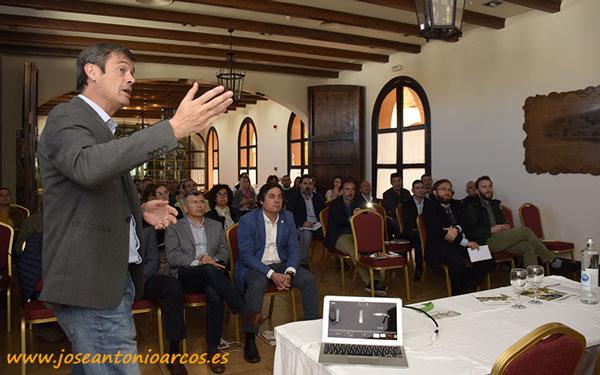 Carlos Meza, Epigen Technologic. /joseantonioarcos.es