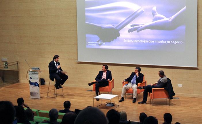 Seidor presenta en el PITA sus servicios informáticos y de software